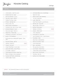 karafuncatalog en all.pdf Country Music Rock Music