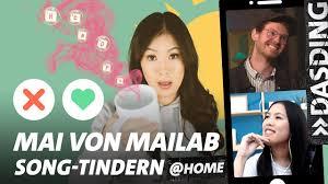 Song-Tindern: Mai von maiLab – Corona, Babykurse und liebe Grüße an Bill  Gates