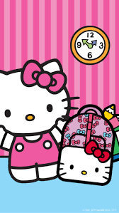 Hello Kitty time for school and like OMG! get some yourself some pawtastic  adorable cat apparel!