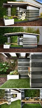 These Modern Dog Houses Are Adorably Stylish. Small Dog HouseBuild ...