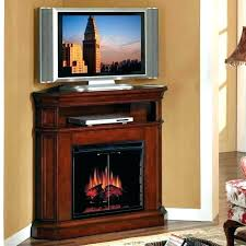 fake fireplace tv stand big lots fireplace stand inch electric fireplace cherry