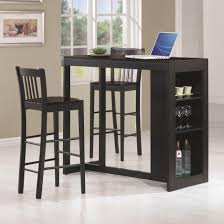skillful bar tables and chairs tall bar tables a space saving