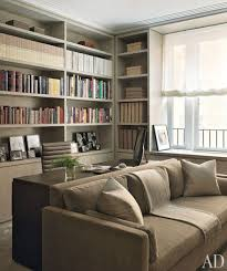 home office repin image sofa wall. contemporary officelibrary by mr architecture decor in new york a manhattan study the sofa is covered holly hunt velvet home office repin image wall z
