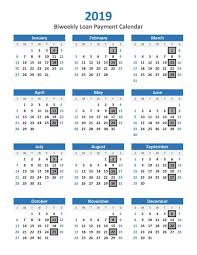 Weekly Calendar Online See Your Bi Weekly Loan Payments For Your Putnam Bank