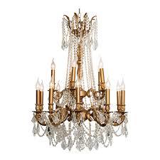 monte carlo crystal chandelier 15 arm