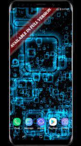 Squares Parallax 3D Live Wallpaper for ...
