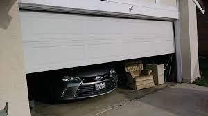 how to byp your garage door sensors