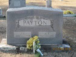 James Virgil Payton (1855-1938) - Find A Grave Memorial