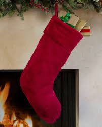 close [ESC]. Plush Christmas Stocking