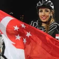 Strava Cyclist Profile | Iva Jones 🇸🇬
