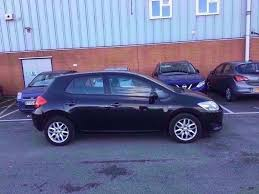 2007 Toyota Auris 2,0 litre diesel 5dr 1 owner FSH | in Reading ...