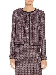 tailored tweed jacket womens