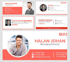 Email Signature Html 51 Awesome Email Signature Templates 2017 Html Psd