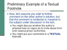 Ppt Footnoting Law Review Competition Papers Powerpoint