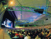 Veterans United Home Loans Amphitheater Seating Guide