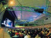 Virginia Beach Farm Bureau Live Seating Chart Veterans United Home Loans Amphitheater Seating Guide