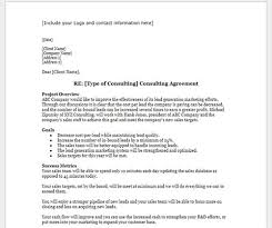 Sample Proposal Letter For Consultancy Services 8 Tips To Writing Effective Consulting Proposals