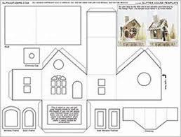 Printable House Templates Tirevi Fontanacountryinn Com