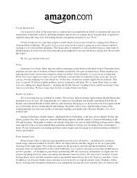 amazon cover letter jeff bezos 2013 amazon letter to shareholders