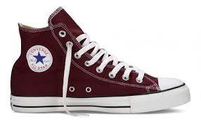converse uk sale. women reliable converse chuck taylor all star hi top burgundy trainers sale online uk