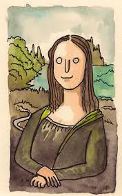 mona lisa originally by leonardo da vinci