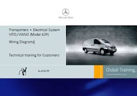 mercedes benz vito wiring schematic mercedes image electrical system vito viano model 639 wiring diagrams on mercedes benz vito wiring schematic