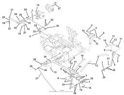 Steering levers and linkages on daihatsu diesel engines