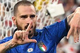 Italy centre-back Leonardo Bonucci becomes oldest scorer in Euro finals-  The New Indian Express