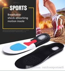 2018 Silicon Rubber <b>Cushioned Military Training Insole</b>.Anti Odor ...