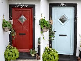 exterior paint primer tips. painting a pcv front door using -zinsser bulls eye interior \u0026 exterior primer-sealer stain killer -dulux stay white primer undercoat -farrow ball pavilion paint tips n