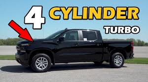 QUICK QUESTION: Would You Buy One? 2019 Silverado Four Cylinder ...