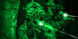 night vision contact lenses that use infared technology may soon be possible researchers say huffpost