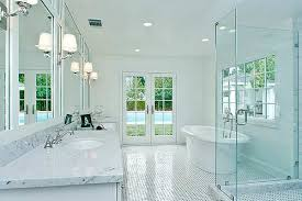 lighting in the bathroom. plain lighting good overall ambient light is important in a bathroom where many  activities will be task intended lighting in the bathroom