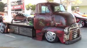 insane rat rod mid engine turbo diesel truck speed society