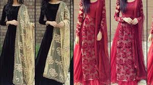 Designer Suit For Marriage Party Beautiful Full Sleeves Suit Designs Pakistani Suit Designs Ideas For Wedding Party Wear Suit Designs