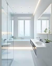 modern white bathroom ideas. Great Bathroom Design With Special Lighting Schemes. Modern White Ideas T