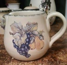 home and garden party pictures. home and garden party stoneware italian fruit creamer pictures u