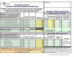 Remodeling Estimate Template Home Remodel Forms Basement Excel