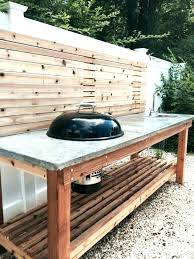 outdoor sink tables outdoor sink table garden station kitchen faucet stainless steel components outdoor sink tables