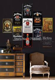 Aliexpresscom  Buy Vintage Bar Wall Decor Metal Posters Print Beer Home Decor