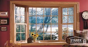 bay bow windows