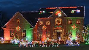 Christmas Lights Bill Whites Christmas Lights Tour The Best And Brightest Of The