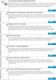 Employee Hour Tracking Template Employee Time Management
