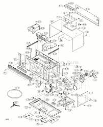 Sharp carousel microwave parts diagram accessories for all