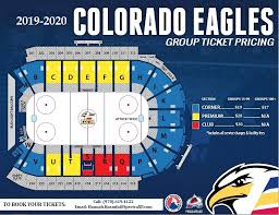 Colorado Eagles Seating Chart Seating Charts The Ranch Larimer County Fairgrounds