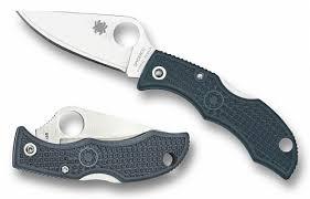 <b>Нож складной</b> SPYDERCO <b>LADYBUG</b> LBLP3E - купить по цене 3 ...