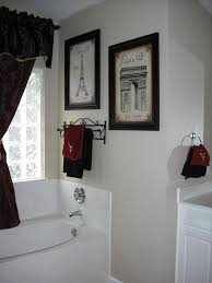 Paris Bathroom Decor My Paris Theme Bathroom Bathroom Set Up Pinterest Bathrooms