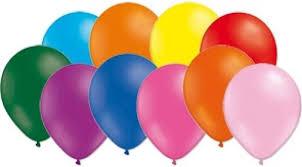 Miland <b>Набор воздушных шариков</b> Пастель 21 см 100 шт - купить ...
