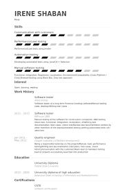 Tester Resume Samples Microsoft Resume Templates Software Tester Resume Sample 1265