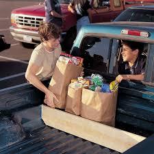 secure diy truck bed storage solution